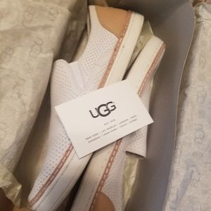 UGG Adley Perforated Shoe